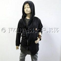 Halloween kostuum - Lier - verkleedkledij kinderen - griezel - tv serie - superheld - weerwolf - studio 100 - tv figuur