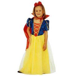 Carnaval kostuum kind - Lier - verkleedkledij kinderen - fantasiefiguur - sprookjesfiguur - sneeuwwitje - Disney - Princess