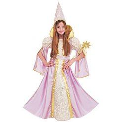 Carnaval kostuum kind - Lier - verkleedkledij kinderen - fantasiefiguur - sprookjesfiguur - Princess - prinses - paars kleed