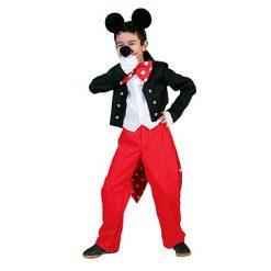 Carnaval kostuum kind - Lier - verkleedkledij kinderen - dieren - kleuter - muis - Disney - jongen - Mickey Mouse Clubhouse