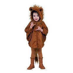 Carnaval kostuum kind - Lier - verkleedkledij kinderen - dieren - cape - peuter - kleuter - baby - lion king - poncho