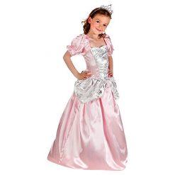 Carnaval kostuum kind - Lier - verkleedkledij kinderen - fantasiefiguur - sprookjesfiguur - Princess - Disney - roze kleedje