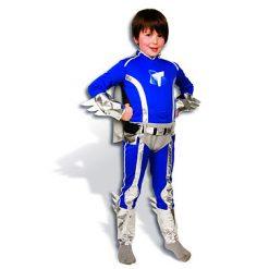 Carnaval kostuum kind - Lier - verkleedkledij kinderen - Studio 100 - Toby - Mega Mindy - politie agent - superheld - tv figuur