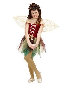 Carnaval kostuum kind - Lier - verkleedkledij kinderen - fantasiefiguur - sprookjesfiguur - Princess - prinses - boselfje