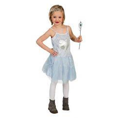Carnaval kostuum kind - Lier - verkleedkledij kinderen - fantasiefiguur - sprookjesfiguur - Princess - frozen - blauw kleedje