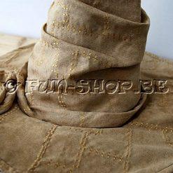 Halloween accessoires - Lier - griezel - hekserij - hoed - punthoed - tovenaarshoed - heks