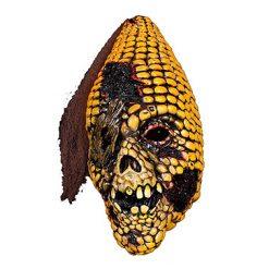Lier - Carnaval - Halloween - gezichtsmasker - soepele latex - maïs - enge zombie - creepy
