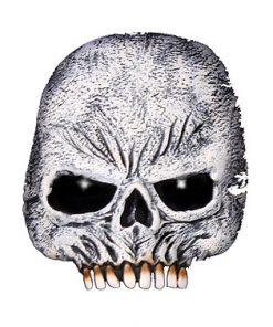 Lier - Carnaval - Halloween - griezelen - half gezichtsmasker - oogmasker - schedel - horror - skelet