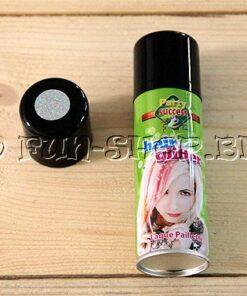 Lier - Carnaval - Halloween - haren kleuren - gekleurde spray - hair color - haarverf - andere haarkleur - glitter haarspray