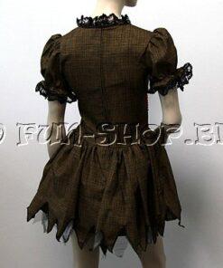 Halloween kostuum - Lier - verkleedkostuums - verkleedkledij volwassenen - griezelen - voodoo - pop - kleedje - harry potter
