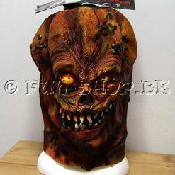 Lier - Carnaval - Halloween - horror - griezelig masker - enge pompoen - griezels