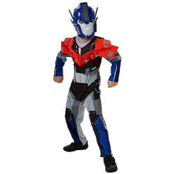 Carnaval kostuum kind - Lier - verkleedkledij kinderen - filmfiguur - DreamWorks - Autobots - Robots - auto - Hasbro