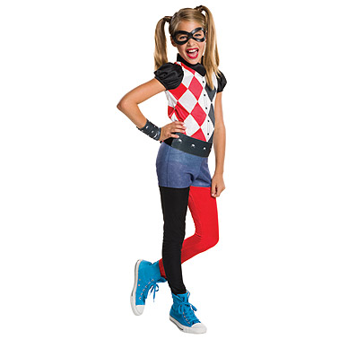 Carnaval kostuum kind - Lier - verkleedkledij kinderen - filmfiguur - bekend figuur - stripfiguur - superheld - high school