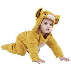 Carnaval kostuum kind - Lier - verkleedkledij kinderen - dieren - peuter - kleuter - baby - onesie - Leeuwenkoning - lion king