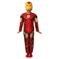 Carnaval kostuum kind - Lier - verkleedkledij kinderen - Filmfiguur - Marvel comics - superheld - onesie - bekend figuur