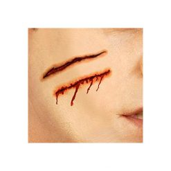 Halloween accessoires - Lier - special effects - film - televisie - theater - nepwonde - special FX - tatoeage - afwasbare tattoo