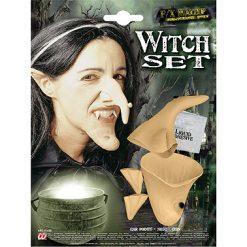 Halloween accessoires - Lier - special effects - special FX - heksenneus - puntoren - heksenkin - wrat - griezel - hekserij