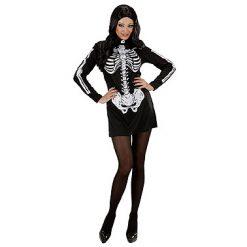 Halloween kostuum - Lier - verkleedkostuums - verkleedkledij volwassenen - griezelen - schedel - skull - geraamte