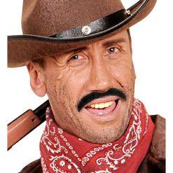 Lier - Carnaval - Halloween - Western - historisch - hipster - cowboy - politie - mexicaan - nep snor - maffia - leger -