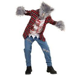 Halloween kostuum - Lier - verkleedkostuum - verkleedkledij kinderen - griezelen - weerwolf - wolven - bloed