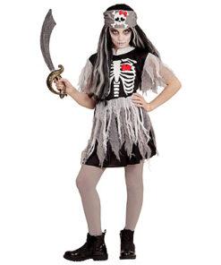 Halloween kostuum - Lier - verkleedkostuums - verkleedkledij kinderen - griezelen - piraat - skelet - beenderen - schedel