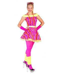 Lier - jaren 80 - 80's - jaren 90 - i love the 90's - kamping kitsch - Fun-Shop - foute party - neon - Fluo dag - kleedje