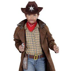 Lier - Carnaval - Western - cowboys - pistool - speelgoed geweer - gun - revolver - cowgirl - themafeest - houder geweer