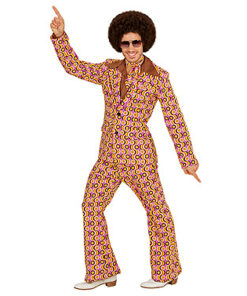 Lier - jaren 70 - 70's - olifantenpijpen - disco - groovy - Fun-Shop - retro - studio 54 - hippie - flower power - puntkragen