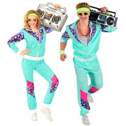 Lier - jaren 80 - 80's - jaren 90 - i love the 90's - kamping kitsch - retro - jogging - foute party - fluo - Fun-Shop