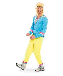 Lier - jaren 80 - 80's - jaren 90 - i love the 90's - kamping kitsch - retro - jogging - foute party - fluo - Fun-Shop