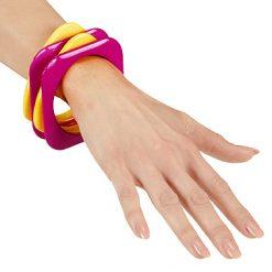 Armbandretrorozegeel1