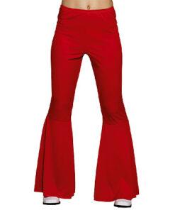Lier - jaren 70 - 70's - jaren 60 - 60's - disco - olifantenpijpen - studio 54 - Fun-Shop - hippie - flower power - rode broek