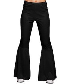 Lier - jaren 70 - 70's - jaren 60 - 60's - disco - olifantenpijpen - studio 54 - Fun-Shop - hippie - flower power - zwarte broek