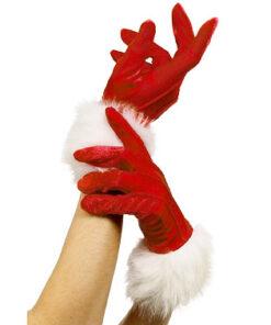 Lier - Kerstmis - Kerst kostuums - themafeest - Merry Christmas - handschoen - Kerstvrouw - elegant