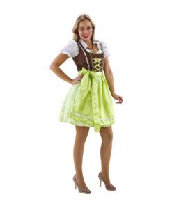 Tiroler kleed - Après ski - Lier - Oktoberfest kleding - bavarian - oostenrijk - duitsland - bierfeest - dirndl - trachtenmode