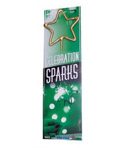 Lier - Verjaardag - Nieuwjaar - Kerstmis - Huwelijk - caketopper - taarttopper - vuurwerk - sterrenstokje - sterretjes