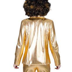 Lier - jaren 70 - 70's - jaren 60 - 60's - disco - puntkragen - glitter - glamour - studio 54 - Fun-Shop - gold - Nieuwjaar