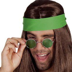 Hippiebrilgroen 1