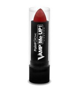 Lier - grime - Fun-Shop - make-up - lippengloss - lipstick - halloween - piraten - jaren 70 - red - cosplay