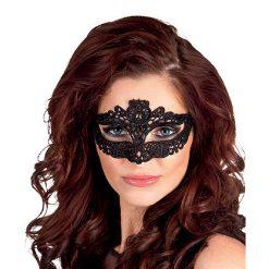 Lier - Carnaval - Halloween - stoffen masker - kanten masker - eye mask - renaissance - jaren 20