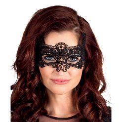 Lier - Carnaval - Halloween - stoffen masker - kanten masker - eye mask - kat - weerwolf - wolf