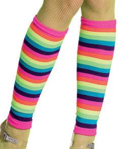 Lier - Fun-Shop - Carnaval - neon fluo - fluodag - regenboog kleuren - blacklight - party - feesten - kamping kitch