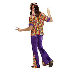 Hippiekostuummanpaars2