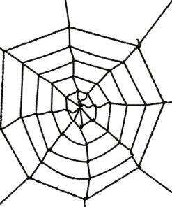 Halloween Decoratie - Lier - tafeldecoratie - spinnen - spinnenweb - spider - ongedierte - spinnenrag - piraten