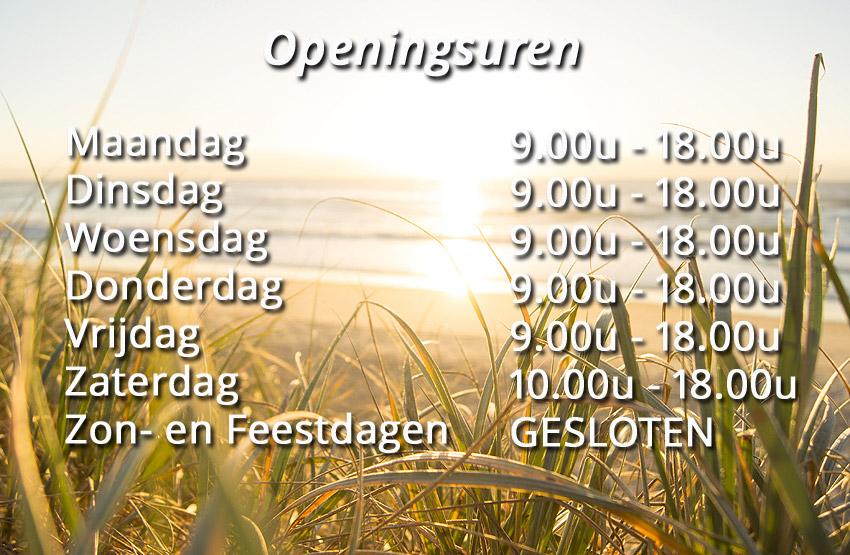 Openingsurenzomer