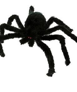 Halloween Decoratie - Lier - tafeldecoratie - spinnen - tarantula - spinnenweb - spider - ongedierte - nep spin