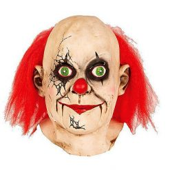 Lier - Carnaval - Halloween - gezichtsmasker - circus - clowns - killer clown - IT - enge clown
