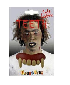 Lier - Carnaval - Halloween - vampieren - vampier tand - vampier gebit - vampierenbeet