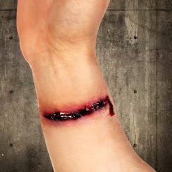 Halloween accessoires - Lier - bloed - special effects - film - televisie - theater - nepwonde - special FX - snede
