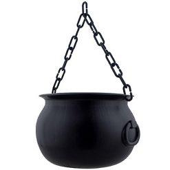 Halloween accessoires - Lier - hekserij - heks - witch - decoratie - kookpot - ketel - brouwsel